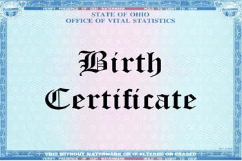 translation of birth certificate, certified translation, hebrew, spanish, russian, albanian, french, german